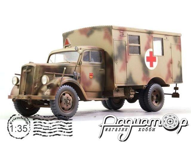 Opel Blitz (1942) Tamiya (PA)*