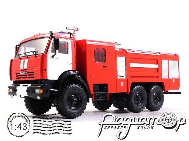 АЦ-5-40 (КамАЗ-43118) (2000) 102026