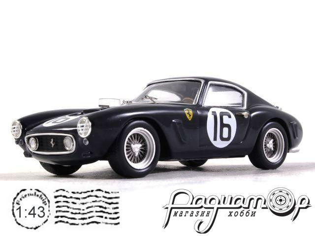 Ferrari 250 GT Berlinetta SWB №16 (1960) P9961