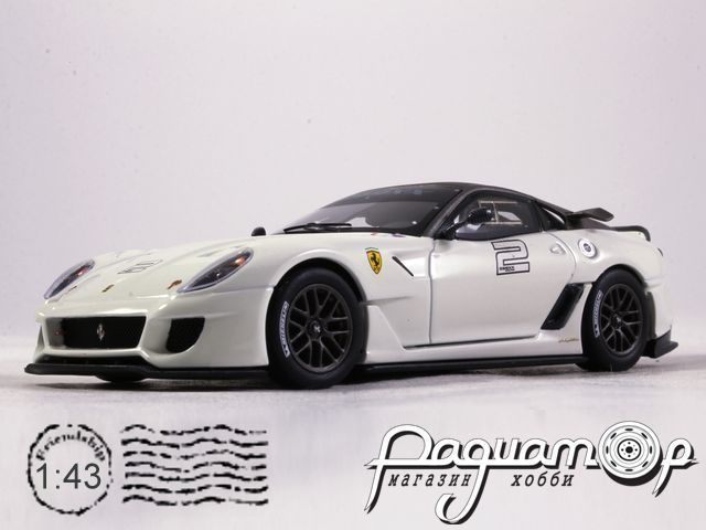 Ferrari 599 XX №2, Clienti Version (2009) T6265