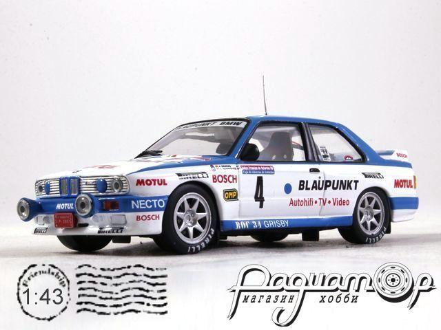 BMW M3 №4 Rally Principe de Asturias, Per Bassas - Antonio Rodriguez (1989) (L)