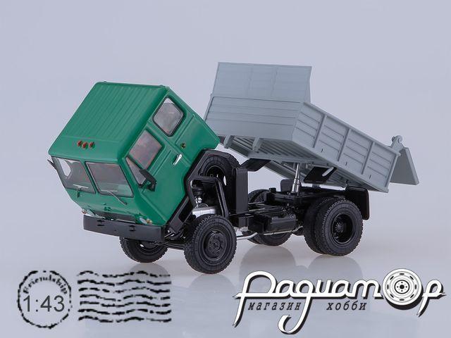 КАЗ-ММЗ-4502 самосвал (1965) SSM1293