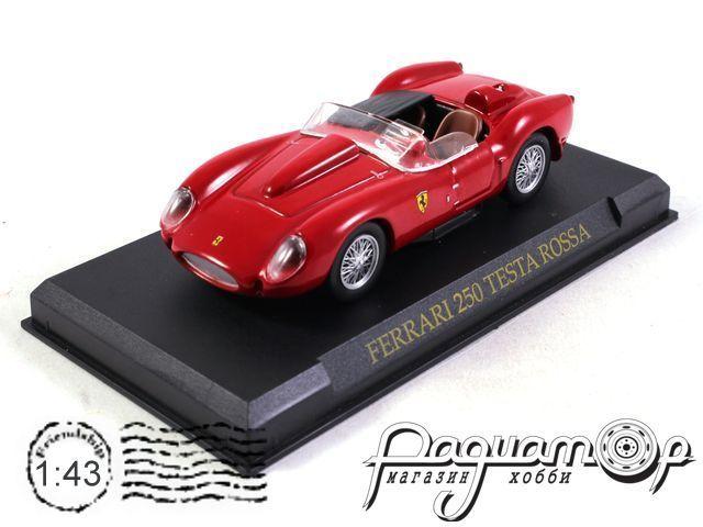 Коллекция Феррари №11 Ferrari 250 Testa Rossa (1958) (Z)