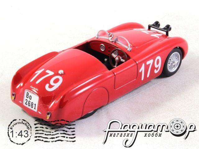 Cisitalia 202 Spyder №179 Mille Miglia (1947) 518222 (I)