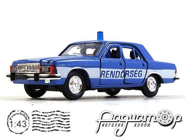 ГАЗ-3102 «Rendorseg» полиция Венгрии (1981) 43212