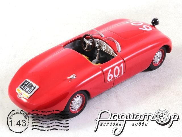 Stanguellini 1100 Sport №601 (1948) 540148 (I)