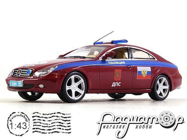 Mercedes-Benz CLS Полиция России (2004) 0191