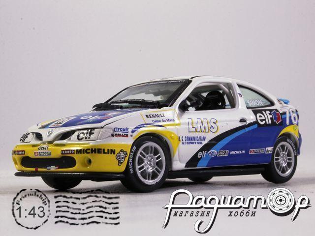 Renault Megane Coupe №76