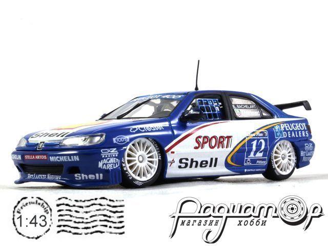 Peugeot 406 №12 Team Kronos - Belgian Procar, Eric Bachelart (1996) XT037 (L)