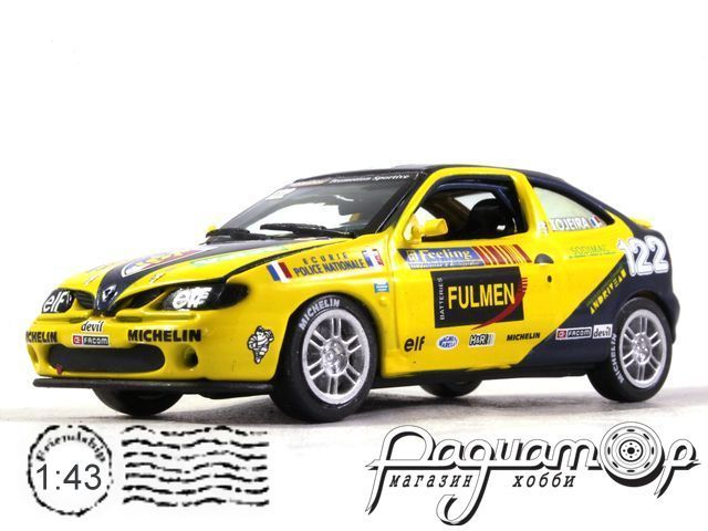 Renault Megane Coupe №122