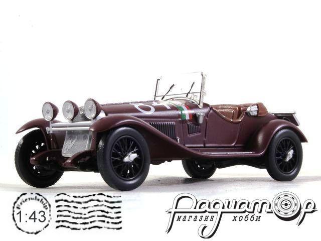 Alfa Romeo 6C 1750 GS №84, Mille Miglia (1930) 45117 (I)