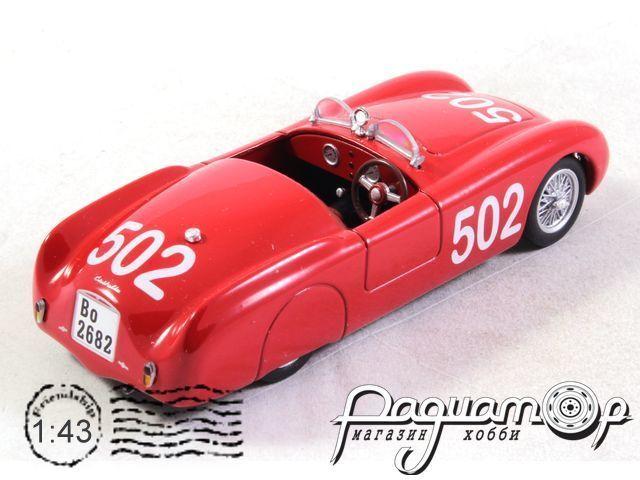 Cisitalia 202 Spyder №502, Mille Miglia (1947) 518239 (I)