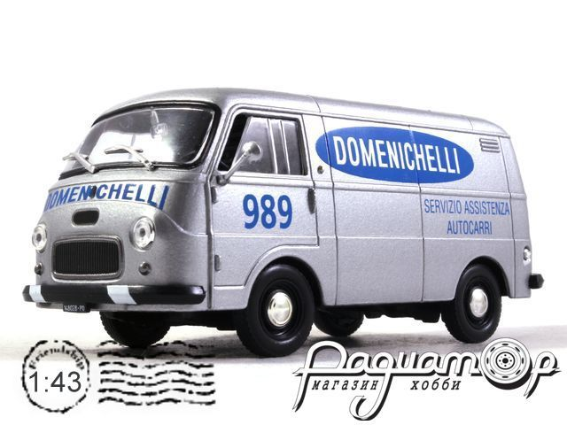 Fiat 1100 TV Domenichelli (1965) 73583