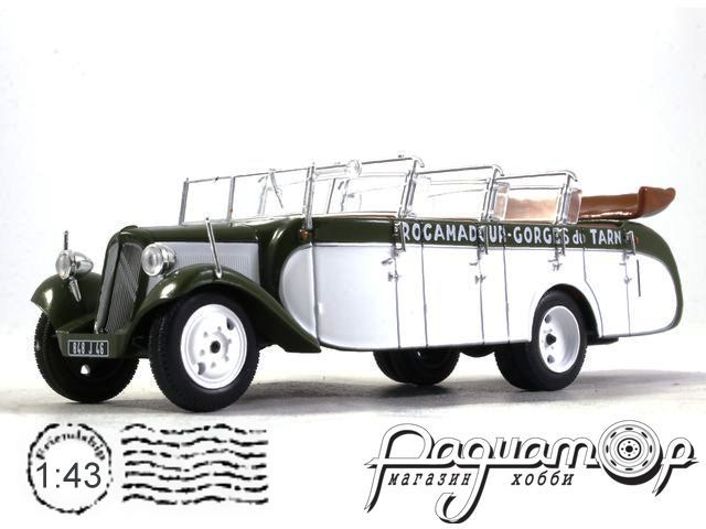 Citroen T23RU Chaissaing Bus (1947) BUS15