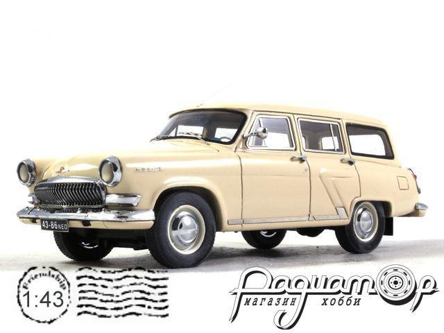 ГАЗ-22 «Волга» (1960) 43806