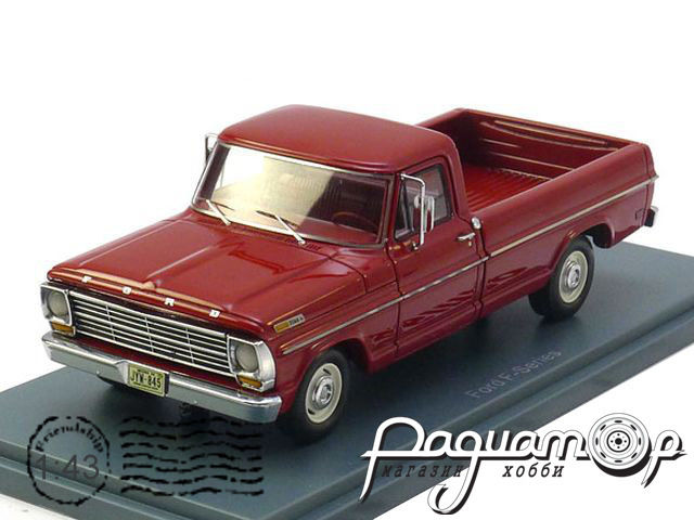 Ford F100 Pick Up (1967) 44845
