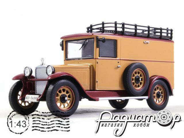 Mercedes-Benz L1000 (1929) 11152 (PL)