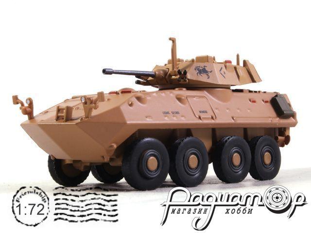 Боевые машины мира №24, LAV-25 (1983)