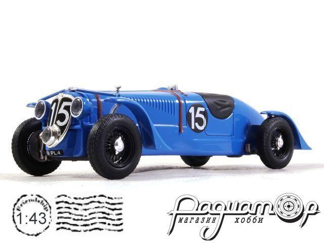 DeLaHaye 135S №15 Sieger 24h Le Mans, Chaboud/Tremoulet (1938) LM1938 (TI)