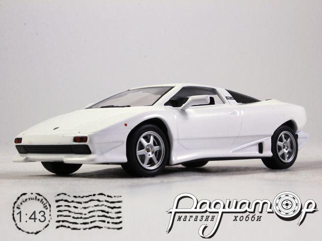 Lamborghini P140 (1988) WB505