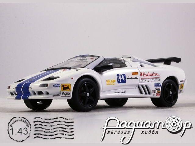 Lamborghini Diablo VT-R Roadster Trofeo (1997) WB501
