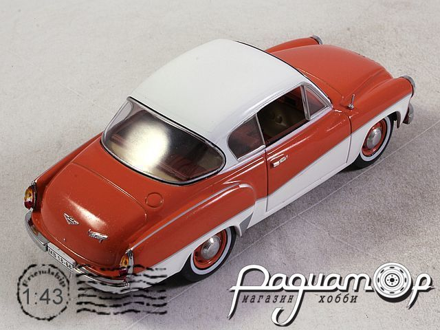 Wartburg 311 Coupe (1958) IST052