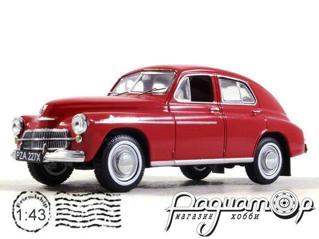 Warszawa 201 (1960) IST063 (PV)