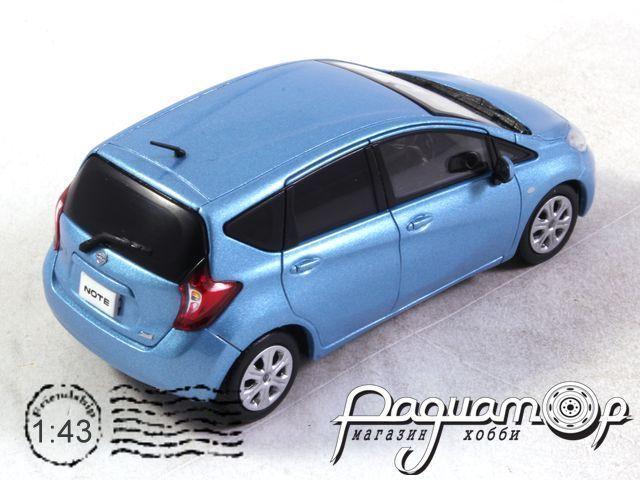Nissan Note (2012) JC268