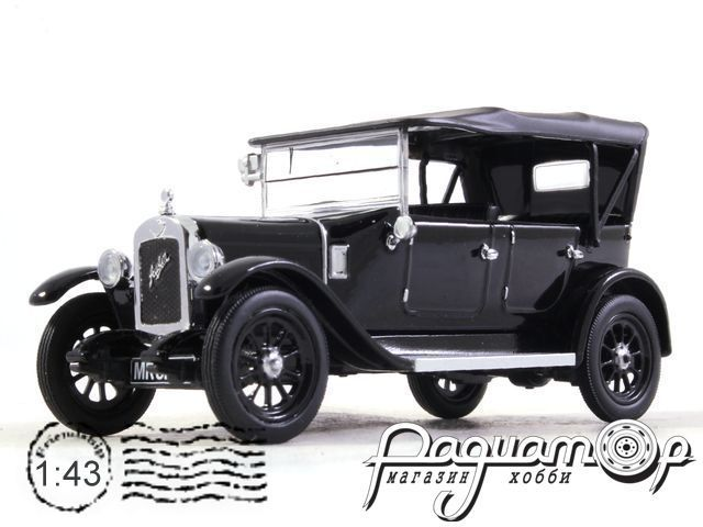 Austin Heavy Twelve Wiltshire Police (1921) AHT005