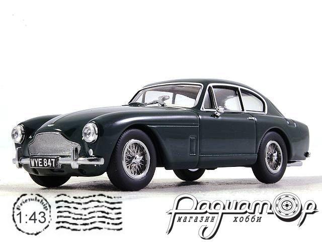 Aston Martin DB2 MkIII Saloon (1958) AMDB2001