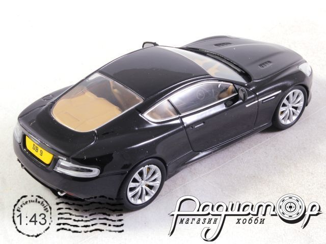 Aston Martin DB9 Coupe(2013) AMDB9002