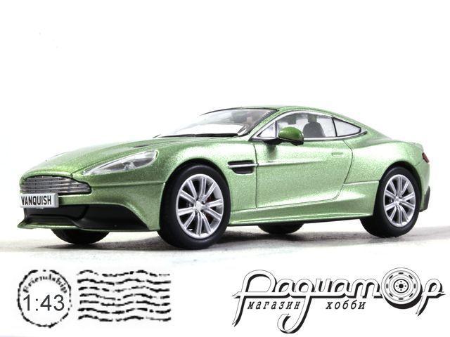 Aston Martin Vanquish Coupe (2012) AMV001