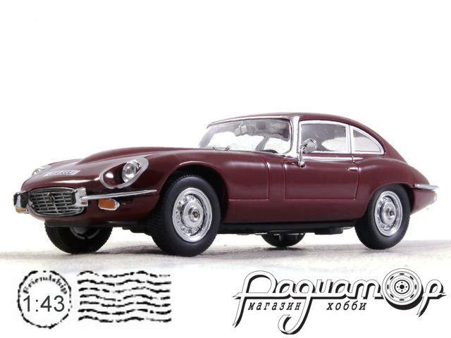 Jaguar E-type V12 Coupe (1972) JAGV12003