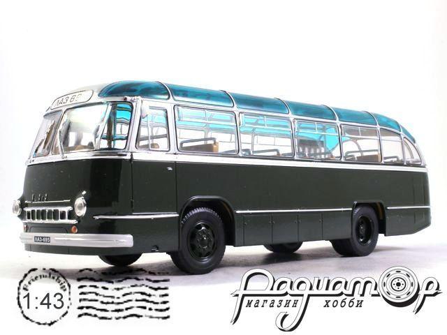 ЛАЗ-695 городской (1956) UM43-B002