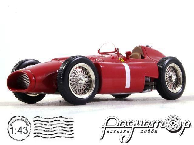 Ferrari D50 GP England, Weltmeister, Fangio (1956) T6276
