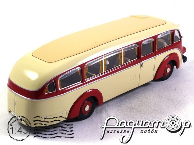 Mercedes-Benz LO 3500 Bus (1951) 12325