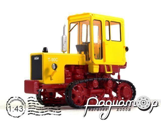 Тракторы №62, Т-90С (1986)