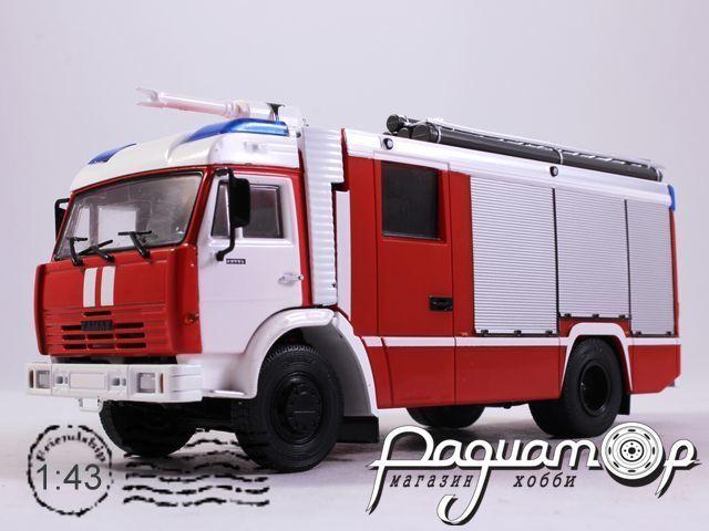 АЦ-3,2-40 (КамАЗ-43253) (2005) 102019