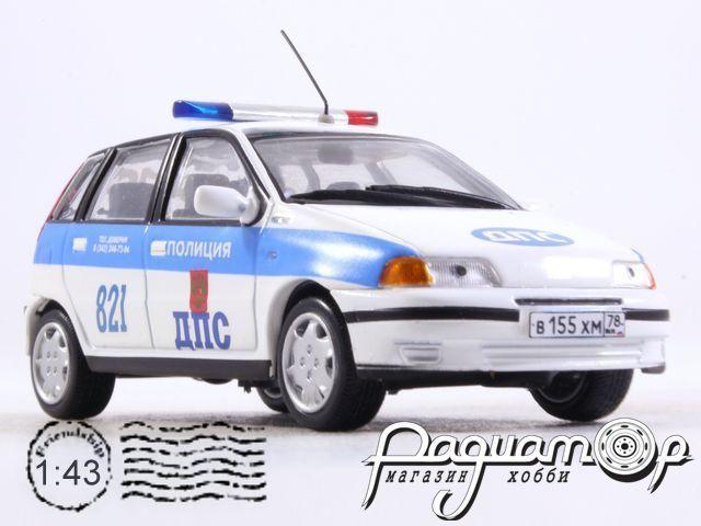 Fiat Punto ДПС России (1995) (I) 0508