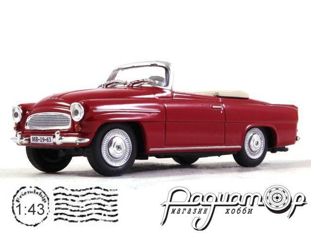 Skoda Felicia Roadster (1963) 703BB