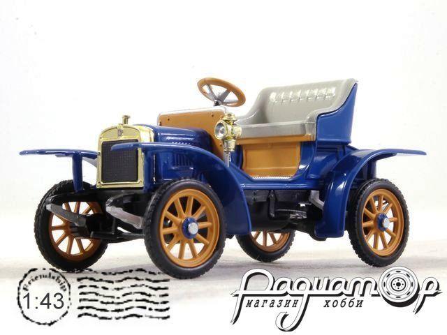 Laurin & Klement Voiturette (1905) 901LH