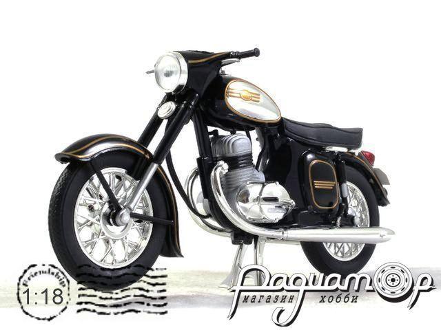 Мотоцикл Jawa 350 Kyvacka Automatic (1966) 118M-002F