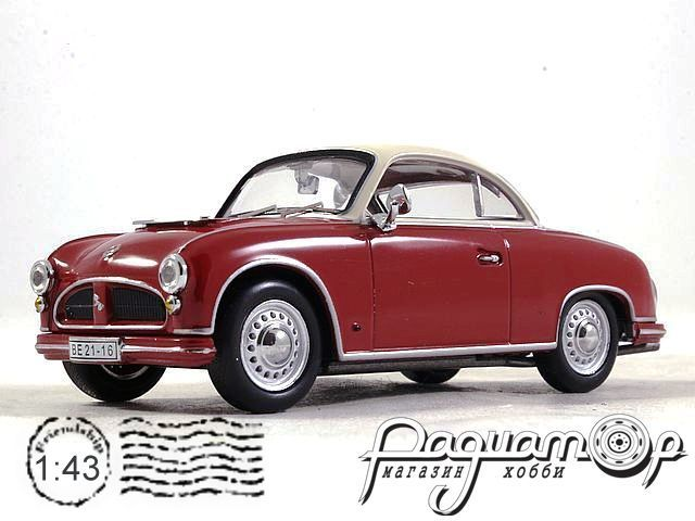 AWZ P70 Coupe (1958) IST042 (TI)