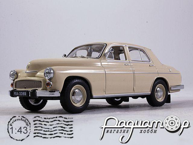 Warszawa 203 (1965) IST119 (PV)