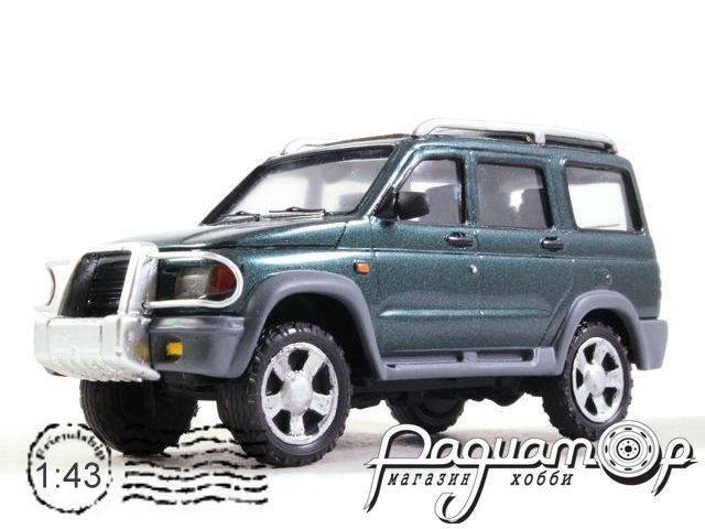 УАЗ-3162М «Симбир» (2000) 170623