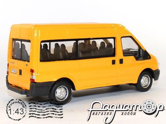 Ford Transit микроавтобус (1991) 431ND-0034