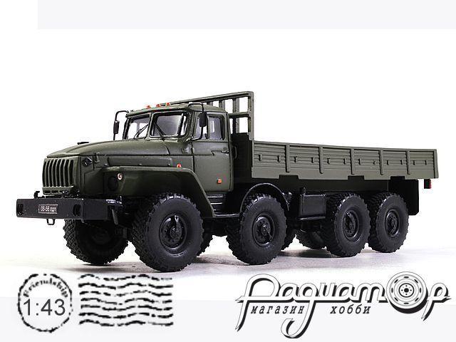 Урал-4320 4-х мостовой (2000) 170627