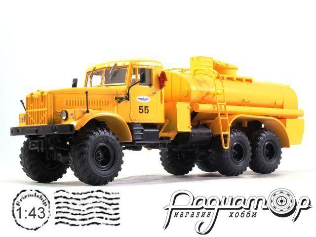 АЦ-8,5 (КРАЗ-255Б) Аэрофлот (1969) 100879