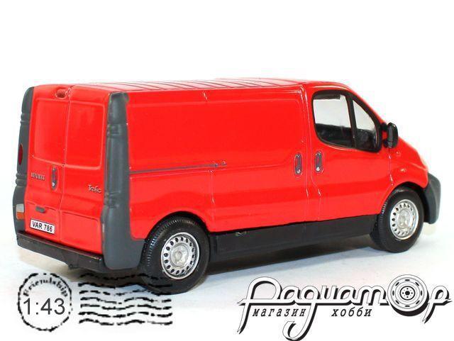 Renault Trafic фургон (2001) 431ND-0035