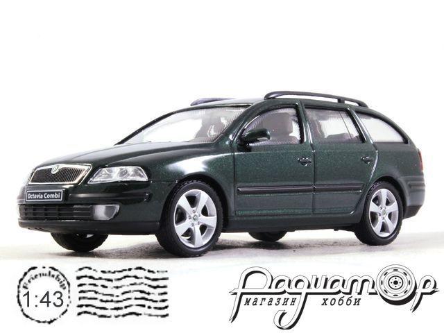 Skoda Octavia II Combi (2004) 002H